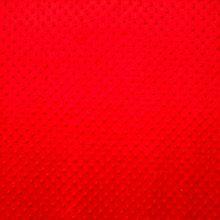 Noppenfleece rood