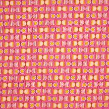 Roze Katoen Tricot met Vlindermotief