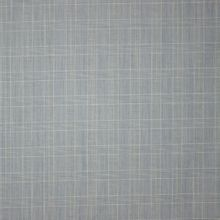 Grijze wol - polyestermengeling met Prince de Galles print