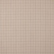 Beige wol- polyestermengeling met Prince de Galles print