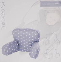 Patroon verkleinkussen voor baby