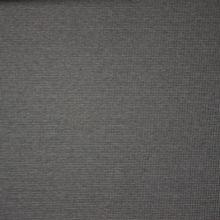 Zwarte tricot met pied de poule motief