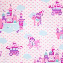 Witte Katoen met Prinses