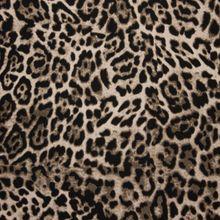 Polyester Crêpe met Panterprint van My Image