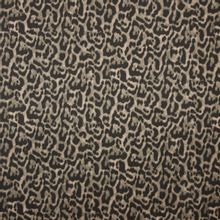 Rekbare imitatiedaim met panterprint van 'Burda'