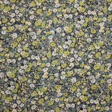Polyester Wol met Bloemen