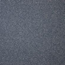 Blauw / grijze sweaterstof met zilveren glitter