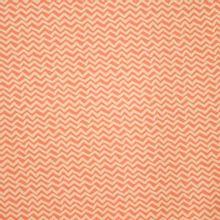Beige tricot met oranje gebroken lijnen 'Josy'