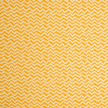 Beige tricot met gele gebroken lijnen 'Josy'