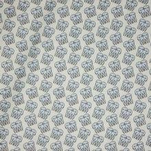 Groene katoen met octopussen, Octotwins van Eva Mouton