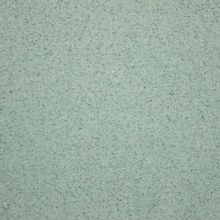 Turquoise glitter sweater met zwarte spikkels