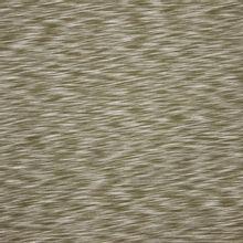 Kaki groen, wit gemeleerde sweater brushed van poppy