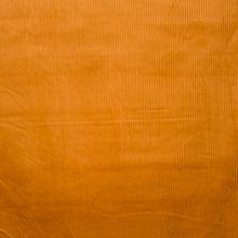 Oranje ribfluweel