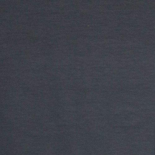 Uni zwart viscose tricot