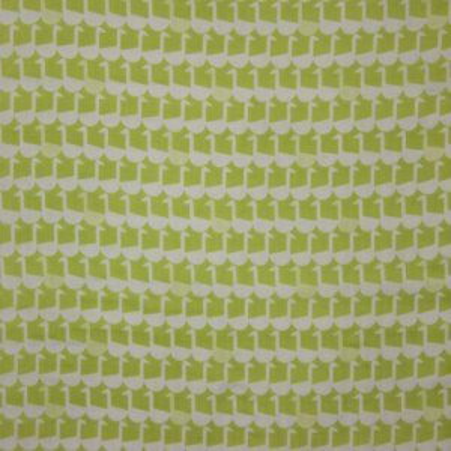Tetra katoen gansjes groen