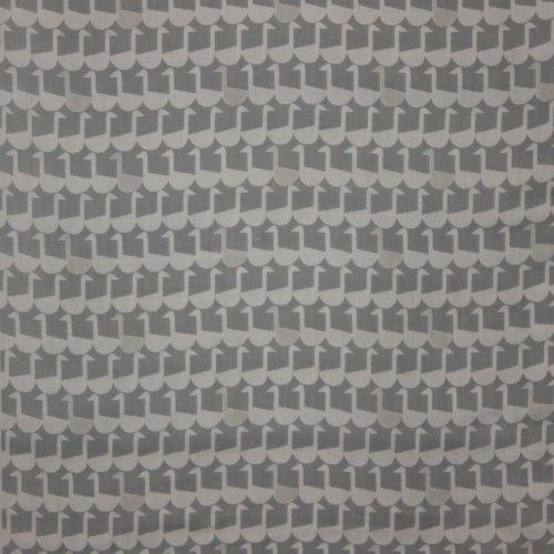 Tetra katoen gansjes grijs