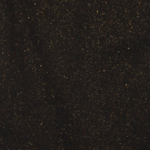 geribde boordstof zwart met gouden glitter