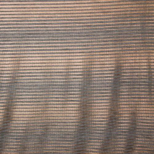 tricot goud streep