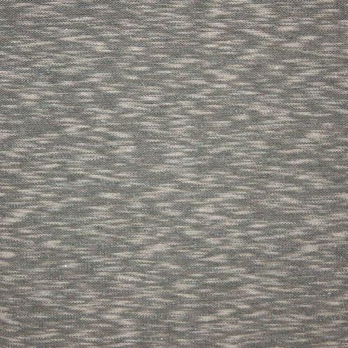 tricot mêlée grijs