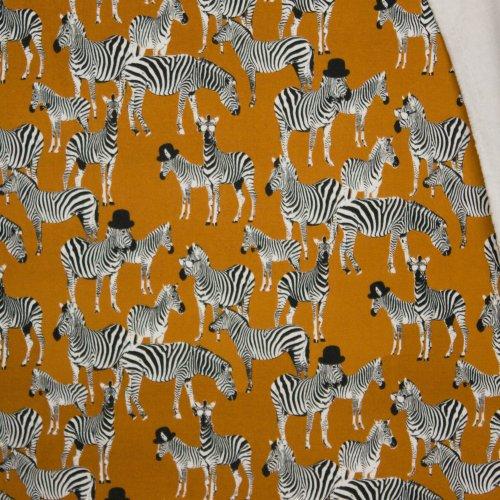 Sweater met zebra camel