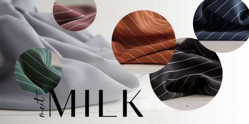 Meet Milk collectie