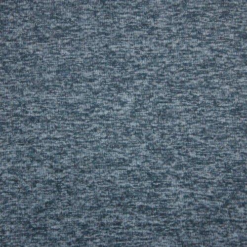 Grijsblauwe brei met gebrushte achterkant