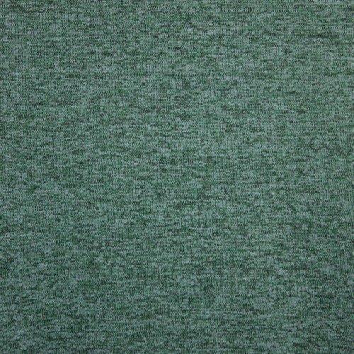 Grasgroene brei met geblushte achterkant