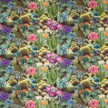 Tricot cactus fotoprint