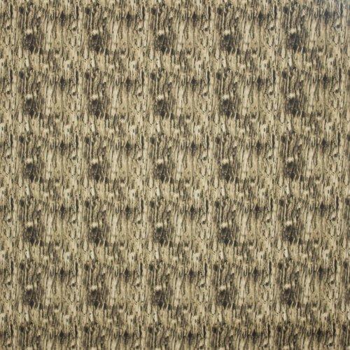 Landschap quilt met schors