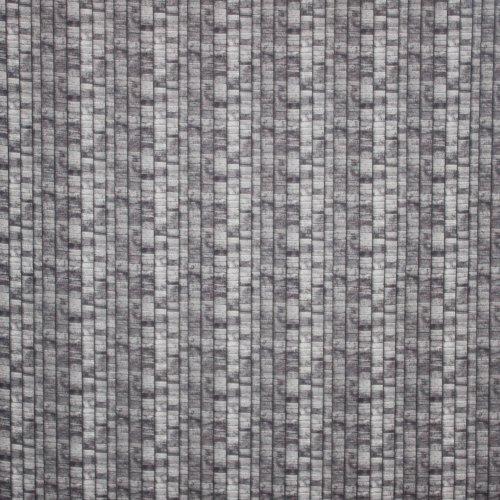 Landschap quilt met grijze bakstenen