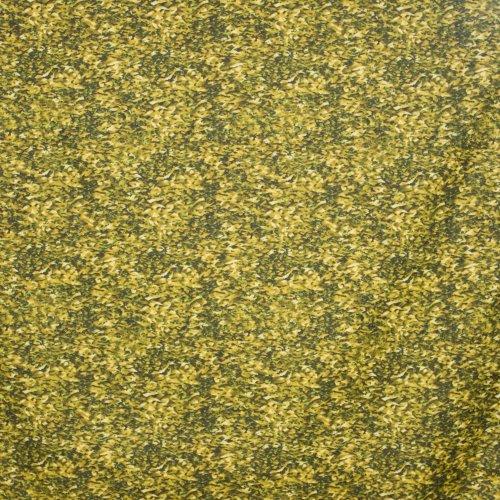 Landschap quilt met struik