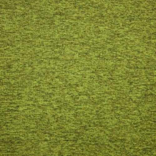 Limoengroene brei met geblushte achterkant