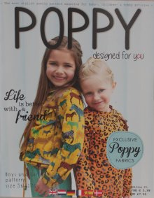 Magazine Poppy - herfst / winter 2019