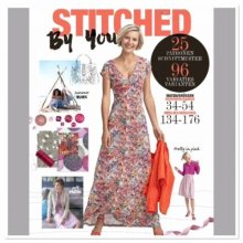 Magazine Stitched By You - lente zomer 2018